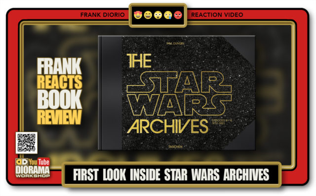 GALLERY • DIORIO COLLECTIBLES • FRANK BOOKS • THE STAR WARS ARCHIVES REVIEW
