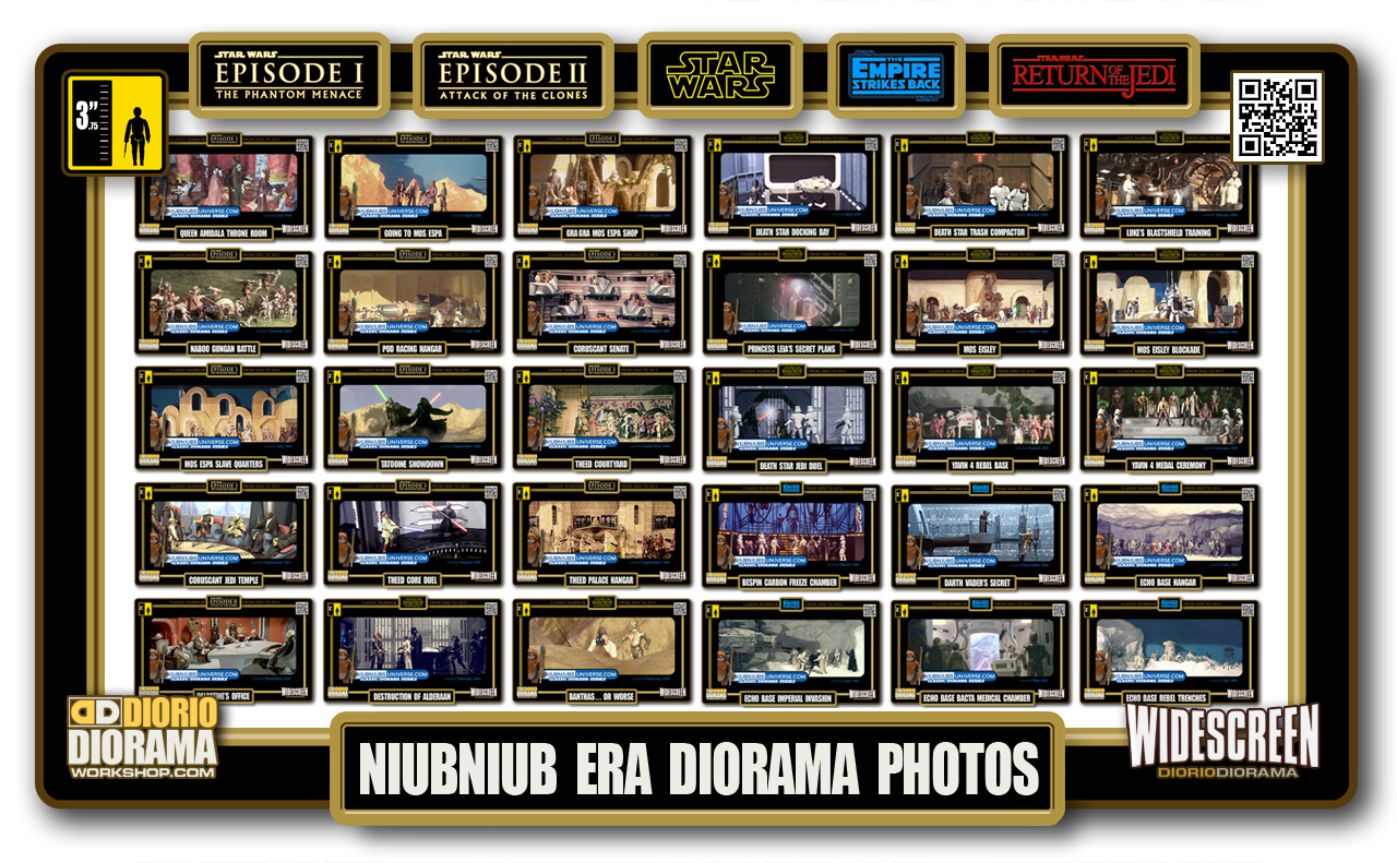 DIORIO DIORAMA • CLASSIC NIUBNIUB • ALL PHOTOS NOW AVAILABLE