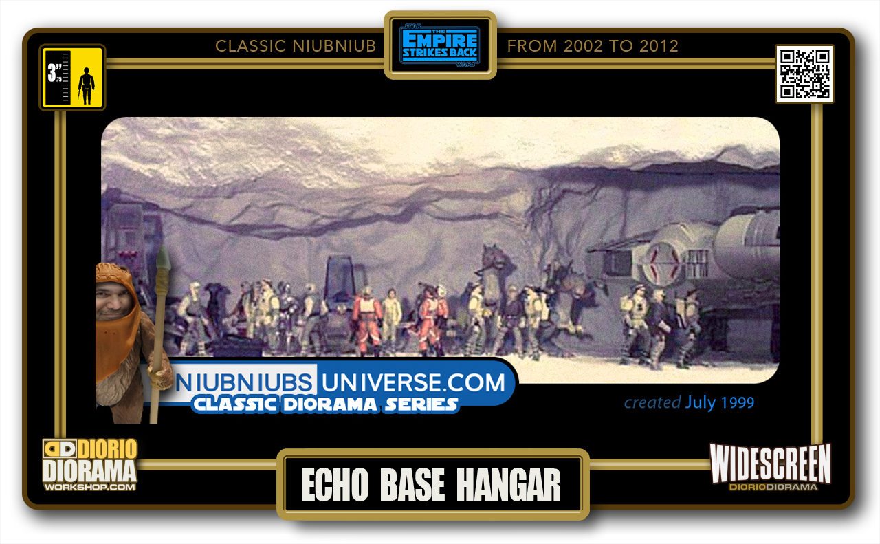DIORIO DIORAMA • CLASSIC NIUBNIUB • ECHO BASE HANGAR