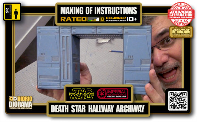 TUTORIALS • MAKING OF • DEATH STAR • HALWAY ARCHWAY