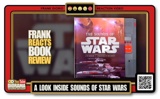 GALLERY • DIORIO COLLECTIBLES • FRANK BOOKS • A LOOK INSIDE THE SOUNDS OF STAR WARS REVIEW
