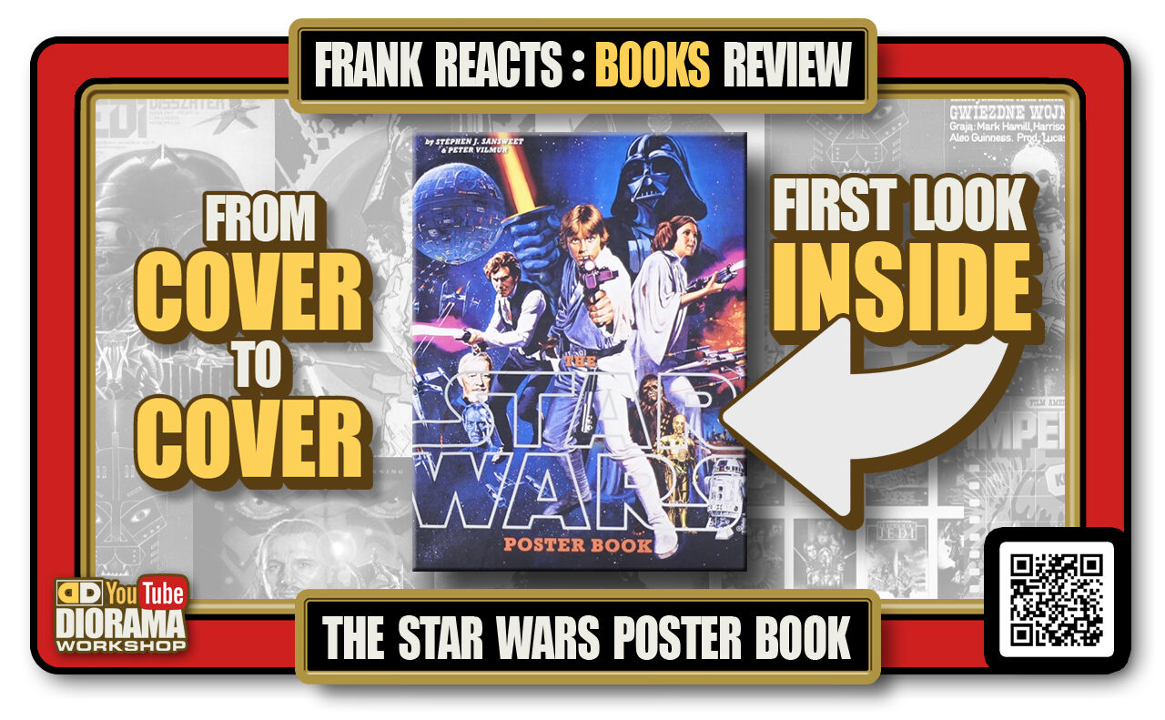 GALLERY • DIORIO COLLECTIBLES • FRANK BOOKS • THE STAR WARS POSTER BOOK REVIEW